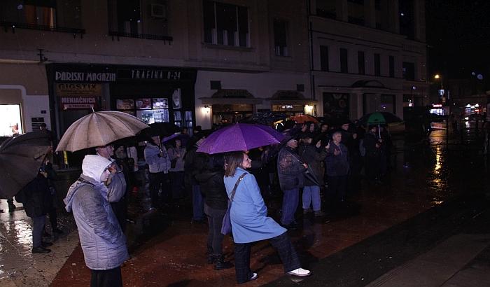 FOTO: Na protestu
