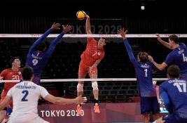 OI: Prva olimpijska medalja za odbojkaše Francuske i to zlatna