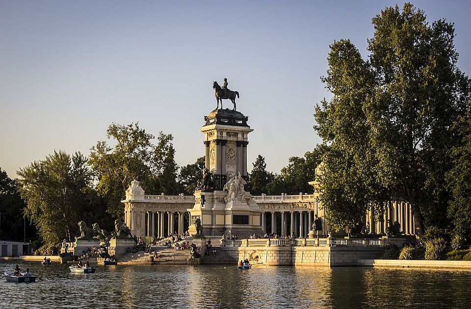 Madridski bulevar i park na Uneskovoj listi svetske baštine