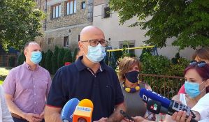 Vučević: Nema popuštanja epidemioloških mera u Novom Sadu