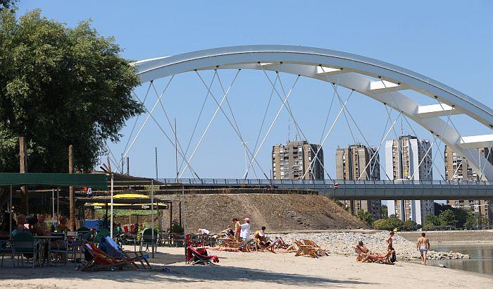 Grad će srediti prilaz Oficirskoj plaži