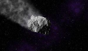 Veliki asteroid proleće danas kraj Zemlje