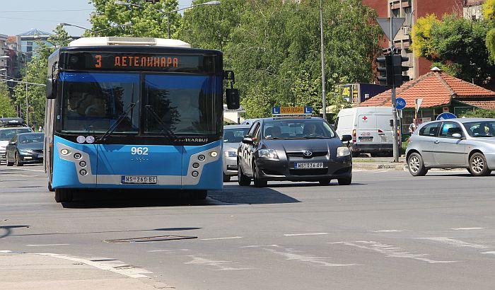 Tokom produženog vikenda besplatan parking, GSP vozi kao nedeljom