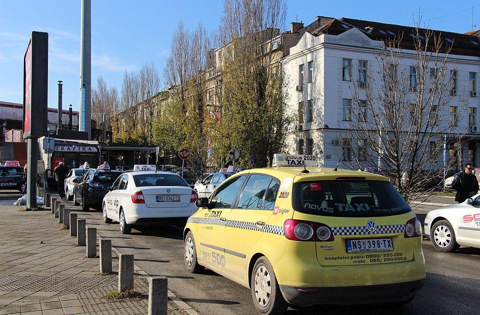 Pismeni deo ispita za novosadske taksiste 5. jula na Novosadskom sajmu