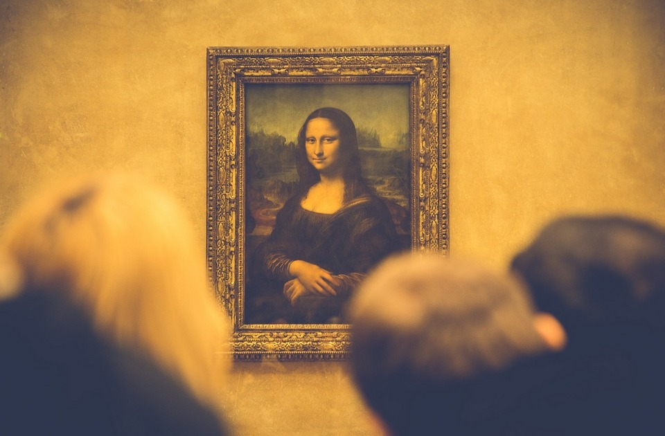 Replika Mona Lize prodata za 2,9 miliona evra