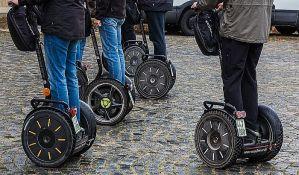 Segvej zabranjen u centru Praga