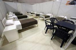 Prvi pacijenti oboleli od virusa korona smešteni na Novosadskom sajmu
