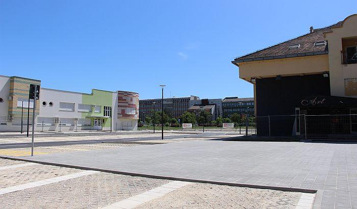 FOTO: Narednih dana otvaranje uređenog parkinga u Radničkoj