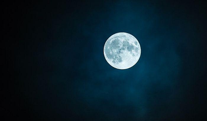 Mesec se smanjuje zbog povremene tektonske aktivnosti