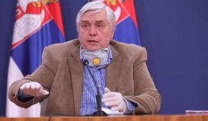 Tiodorović: Veći deo stanovništva poštuje mere, verujem da ćemo da usporimo širenje virusa do Uskrsa