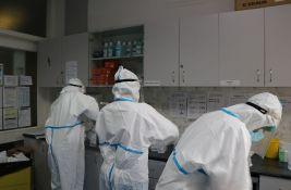 Blago opada broj kovid pacijenata koji su na lečenju u Novom Sadu