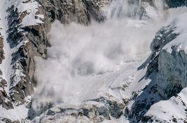 Sedam ljudi poginulo u dve lavine u Alpima