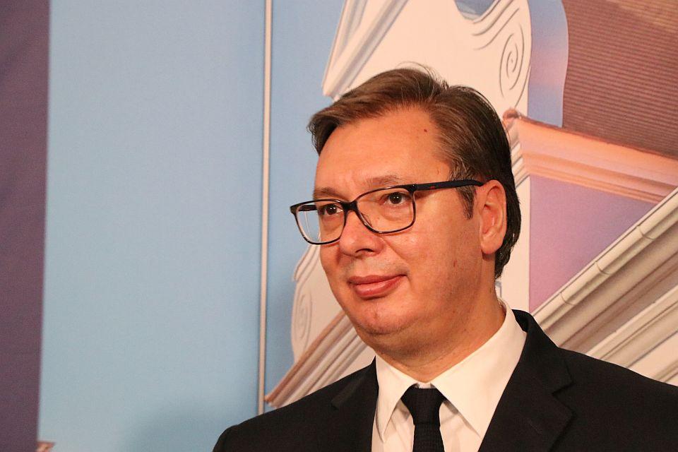 Vučić: Pohapsićemo mafijašku bandu iz fudbala, tužan sam zbog završetka prvenstva