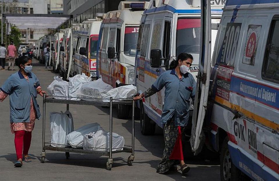 I danas rekordan broj žrtava korone u Indiji