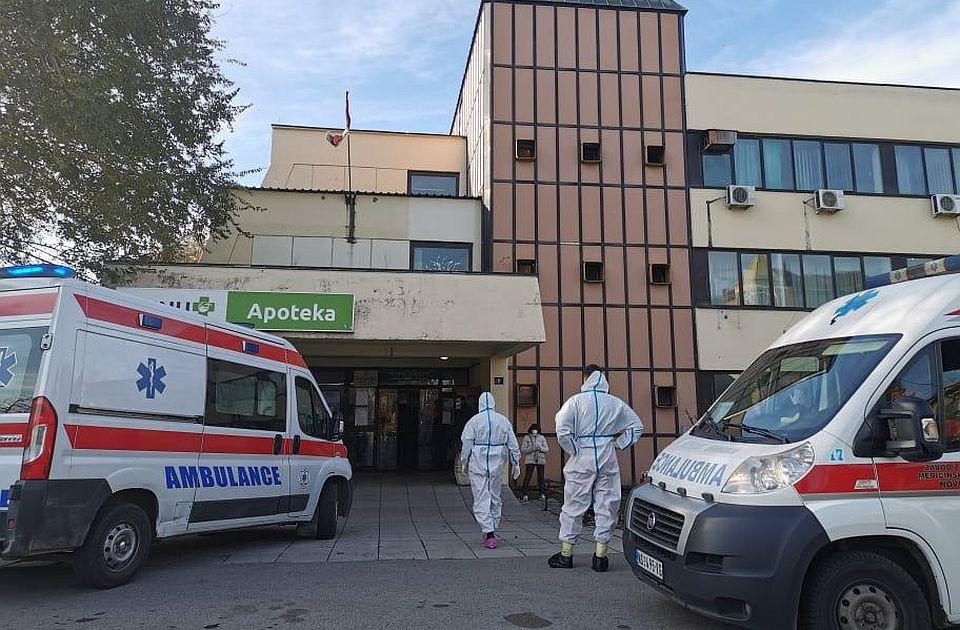Korona u Novom Sadu: Nešto više od 50 novozaraženih
