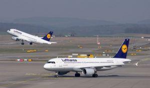 Letačko osoblje Lufthanze u nedelju u štrajku