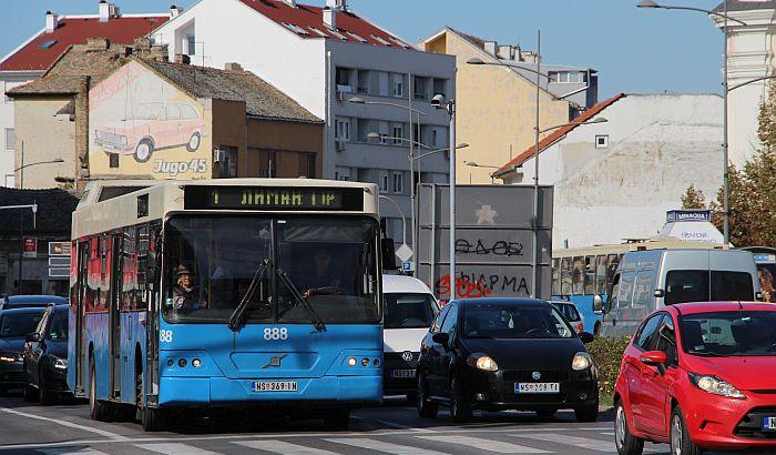 Autobusi GSP-a od danas voze po letnjem redu vožnje