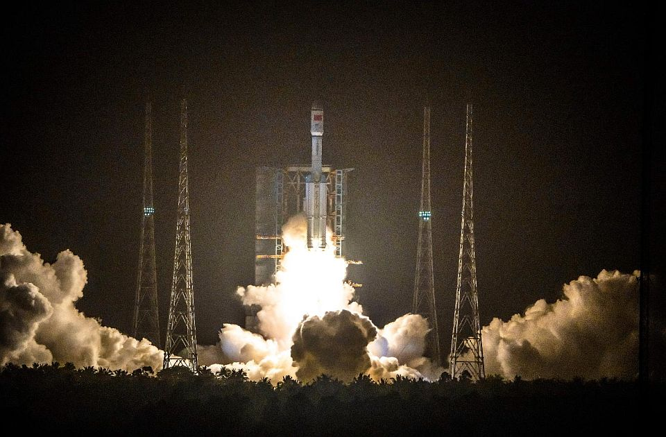 Uspešno lansirana kineska raketa Dugi marš