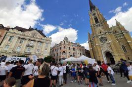 DDOR Olimpijska staza stigla u Novi Sad