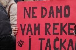Meštani Petrovca na Mlavi protestovali zbog izgradnje MHE