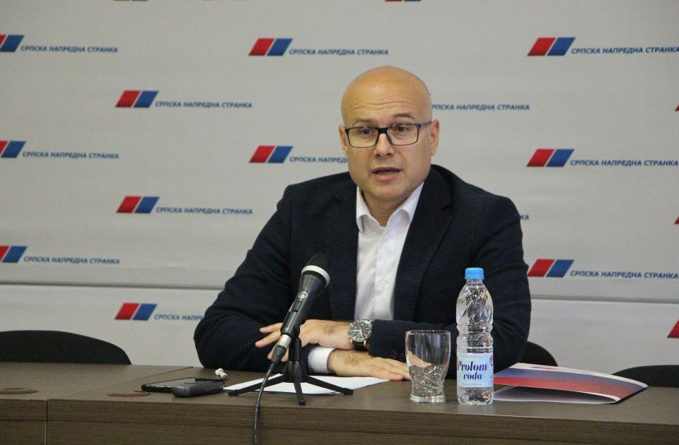 Vučević: Izborna skupština u oktobru, Vučić ima moralnu obavezu da se kandiduje za predsednika