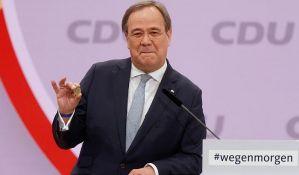 Armin Lašet zamenio Angelu Merkel na čelu CDU