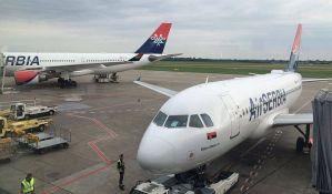 Er Srbija uvela nove letove za Tivat