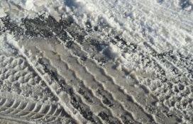 Putevi Srbije apeluju na oprez u saobraćaju tokom ledenih dana