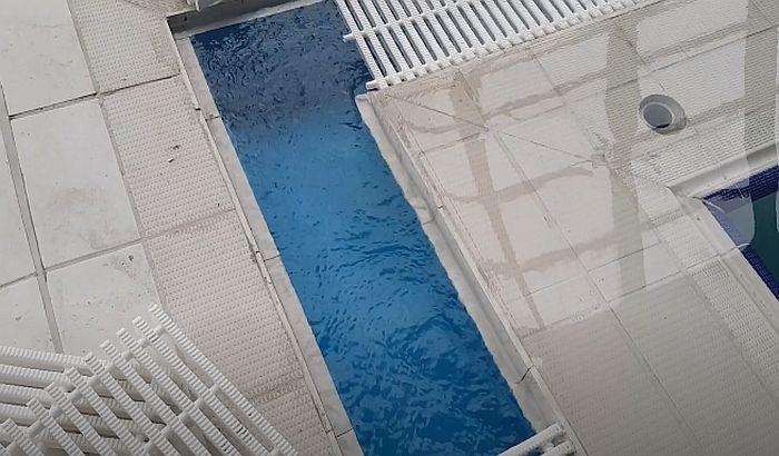 Ograđivanje, pravdanje i obećanja: Ispituje se ko je odgovoran za lošu sanaciju bazena na Spensu