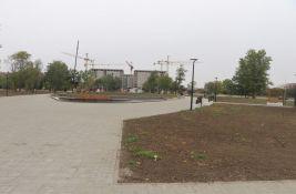 FOTO, VIDEO: Sve o novom parku na Novom naselju, šest godina od prve najave radovi se završavaju