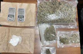 FOTO: Zemunac uhapšen u Novom Sadu zbog dilovanja droge
