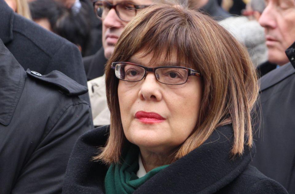 Maja Gojković: Pomoć Hilandaru postaje deo zakona, ove godine dato 360 miliona dinara