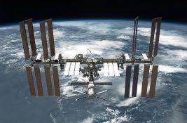 Svemirski otpad udario u Međunarodnu svemirsku stanicu i oštetio je