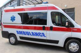 Biciklista i pešak se sudarili kod Futoške pijace, još šestoro povređenih u pet udesa