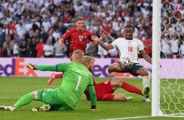 Engleska se plasirala u prvo finale evropskih prvenstava: Kontroverzni penal poslao Dance kući