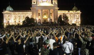 Uhapšen sin bivšeg ministra Škundrića, pokušao da upadne u Skupštinu