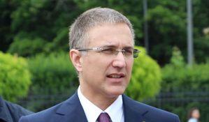 Stefanović: Pronađene patrone suzavca koje ne koristi MUP, laž je da smo imali dogovor sa nasilnicima