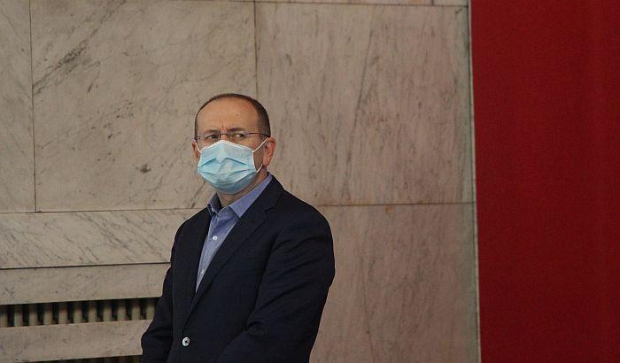 Gojković: Najgori dan u Vojvodini od početka epidemije, blizu smo toga da pređemo crvenu liniju