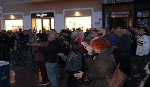 Protest Saveza za Srbiju u petak ponovo u Novom Sadu