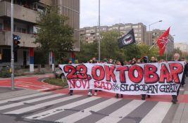 FOTO Na Limanu obeležen Dan oslobođenja: Novi Sad je zaslužio da bude slobodan grad