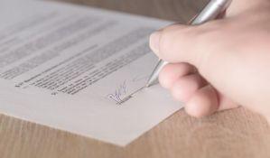 FOTO: Kako je izgledao ugovor o radu u bivšoj Jugoslaviji?
