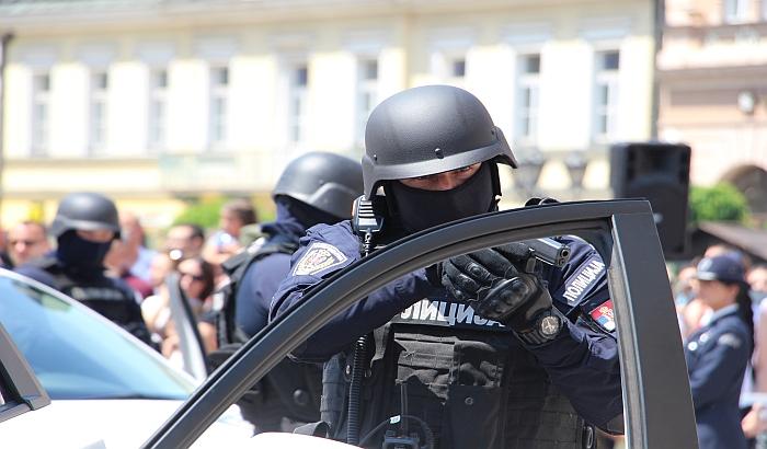 FOTO, VIDEO: Dan policije obeležen na Trgu slobode