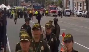Najmanje 20 poginulih u terorističkom napadu u Kolumbiji