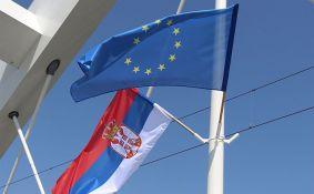 Za ulazak Srbije u EU 55 odsto građana