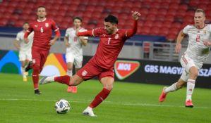 Srbija remizirala sa Mađarima, minimalne šanse za opstanak u B diviziji Lige nacija