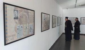 FOTO: Izložba o stradalim sveštenicima tokom Novosadske racije otvorena u KCNS