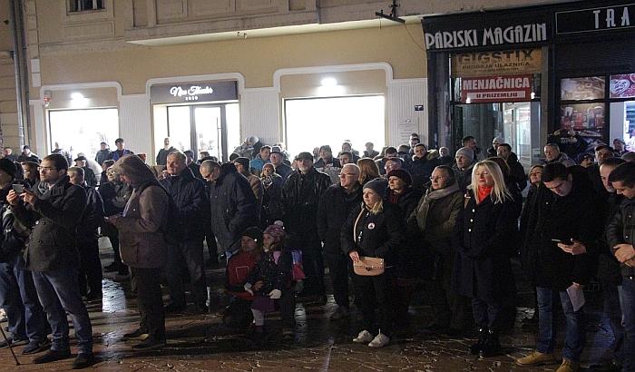 Protest SZS u petak ponovo u Novom Sadu