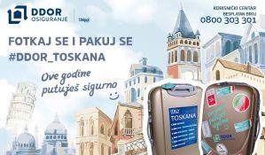 Sajamski nastup DDOR osiguranja sa prepoznatljivim sloganom: Ove godine putuješ sigurno