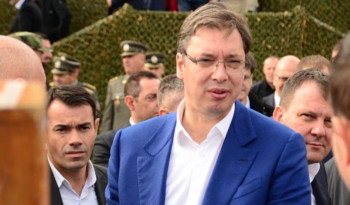 Građanski front: Agencija da utvrdi da li Vučić krši zakon