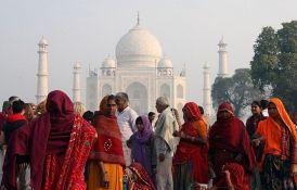 Ulaznice za Tadž Mahal pet puta skuplje za lokalne turiste